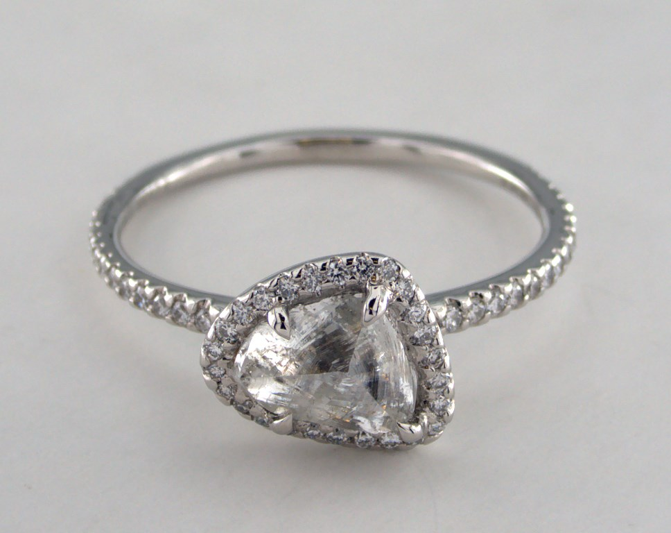 Diamond in the Rough - A Unique Engagement Ring ... - photo #18