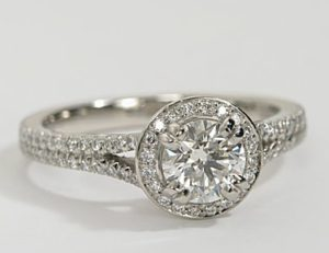 What Does a $5,000 Engagement Ring Look Like? | Engagement Ring Voyeur