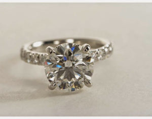 Buying a 3 Carat Ring Online? They Did!