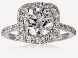 Amazon Curated Collection Wins in Online Engagement Ring Sales