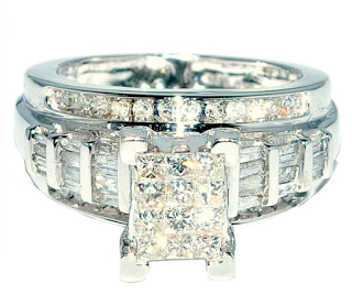 composite engagement ring under $1000