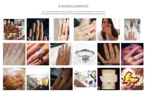Browse James Allen Rings To Your Heart's Content | Engagement Ring Voyeur