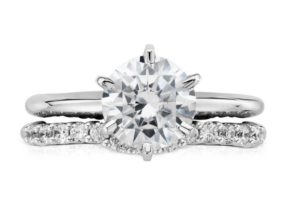 Blue Nile's Wedding Ring Matcher | Engagement Ring Voyeur