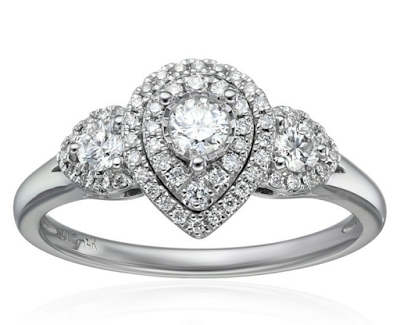 Amazon Collection Engagement Ring Reviews