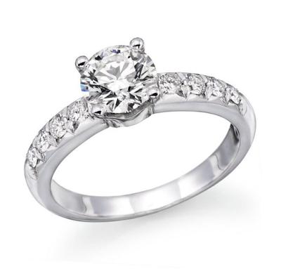 1 carat engagement ring on Amazon