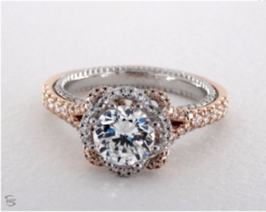 Verragio Engagement Rings at James Allen | Engagement Ring Voyeur