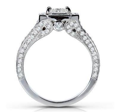 Kobelli engagement ring