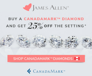 Save on CanadaMark Diamonds