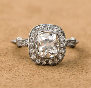 Conflict-Free Vintage Engagement Rings | Engagement Ring Voyeur