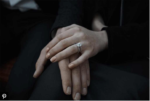 Sophie Turner's Engagement Ring's Body Double