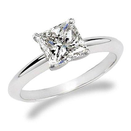 1 carat princess ring under 2000