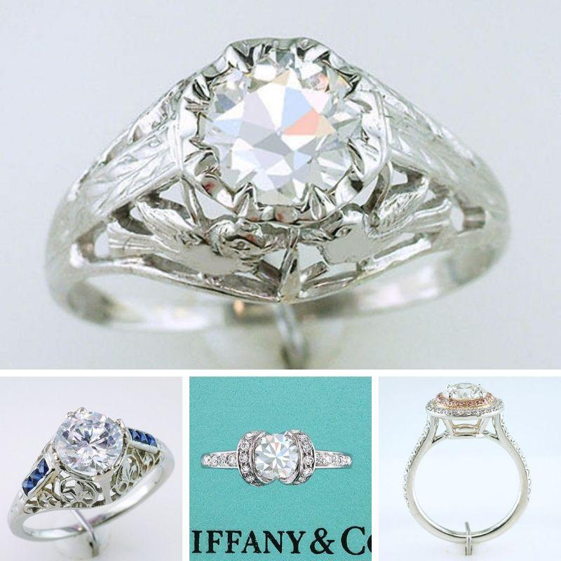Buy Used Tiffany Engagement Ring